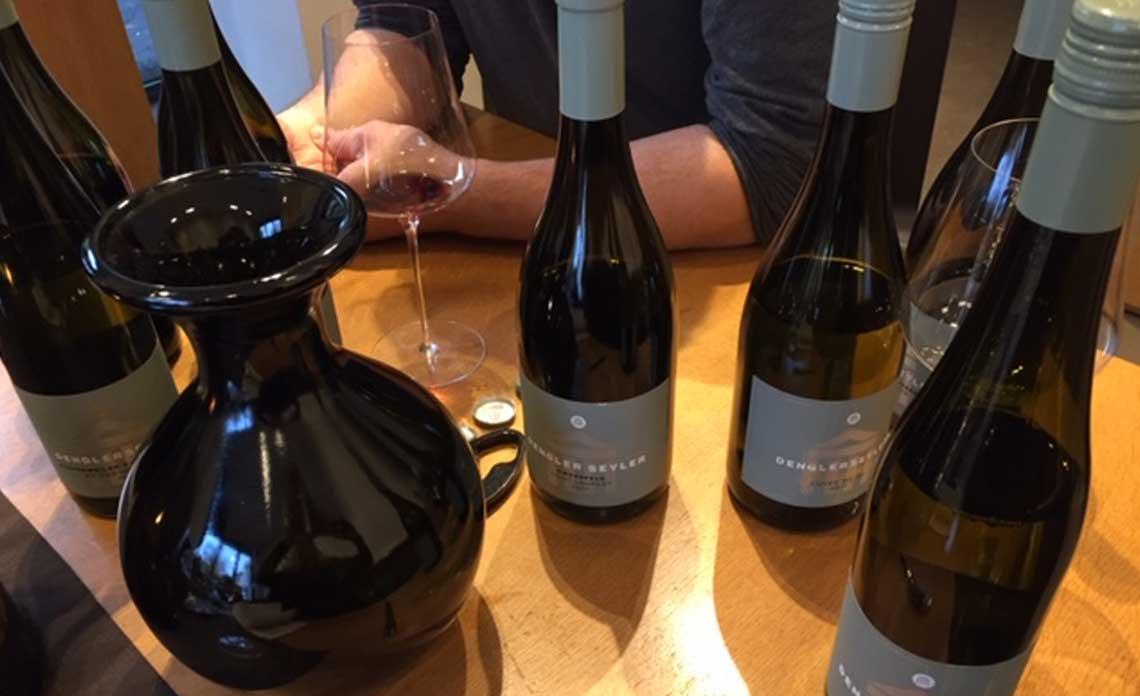 Duitse wijn op zijn best