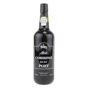 Cambridge-Ruby-Port