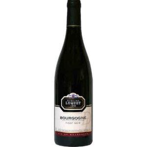 Domaine Luquet Bourgogne Pinot Noir