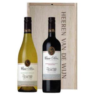 Heeren van de Wijn Geschenk Casa Silva