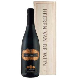 Heeren van de Wijn Geschenk Corte Rosso