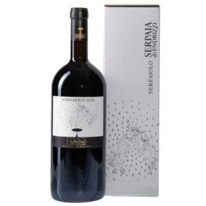 Heeren van de Wijn Geschenk Endrizzi Serpaiolo Magnum
