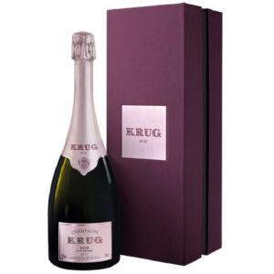 Krug Champagne Rose in Giftbox | Heeren van de Wijn