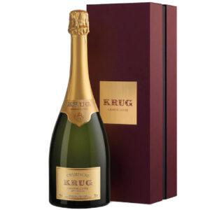 Krug Grande Cuvée Brut Champagne in Giftbox | Heeren van de Wijn