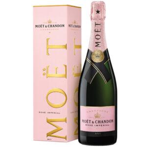 Moet & Chandon Rose Brut Imperial in giftbox | Heeren van de Wijn