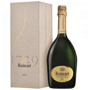 Ruinart Champagne Brut in Giftbox | Heeren van de Wijn